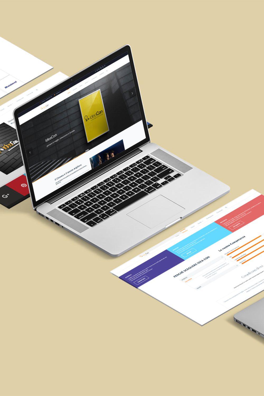 Idea Con Website