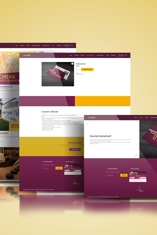 CartaCon Website
