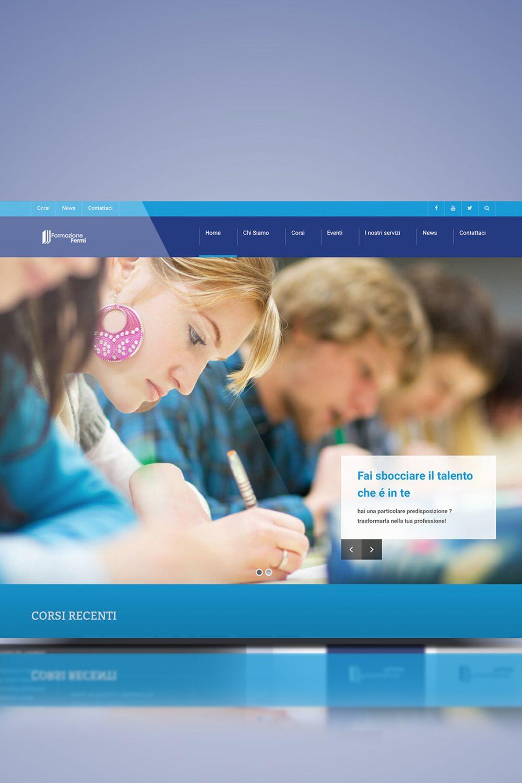 Formazione Fermi Website